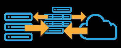 Server Migration Graphic